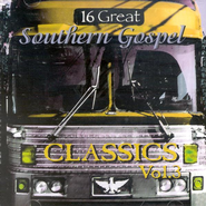 16 Great Southern Gospel Classics, Volume 3 CD   -