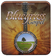 Bluegrass Gospel, Collector's Tin, 3 CDs   -