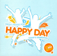 Happy Day CD   -     By: Kingsway Kids
