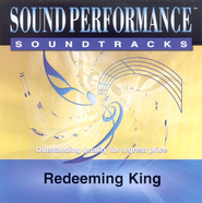 Redeeming King, Accompaniment CD   -     By: Jadon Lavik