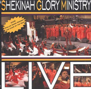 Live--CD  -              By: Shekinah Glory Ministry