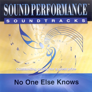 No One Else Knows, Accompaniment CD   -     By: Building 429