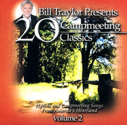 20 Campmeeting Classics, Volume 2 CD   -
