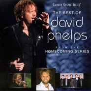 The Best of David Phelps CD   -     By: David Phelps