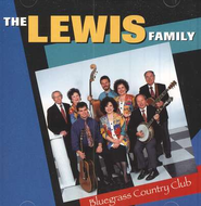 Bluegrass Country Club, Compact Disc [CD]   -     By: The Lewis Family