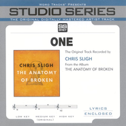 One, Accompaniment CD   -     By: Chris Sligh