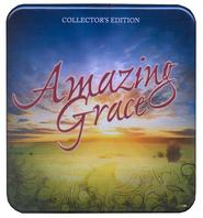Amazing Grace, Collector's Edition Tin, CD/DVD   -
