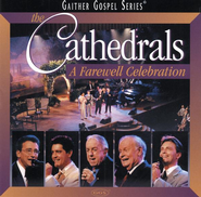 A Farewell Celebration CD   -     By: The Cathdrals