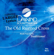 The Old Rugged Cross, Accompaniment CD   -