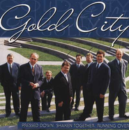 Pressed Down, Shaken Together, Running Over CD   -     By: Gold City