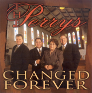 Changed Forever CD   -     By: The Perrys