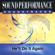 He'll Do It Again, Accompaniment CD   -     By: Karen Wheaton