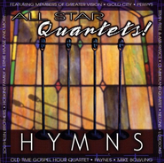 All Star Quartets: Hymns CD   -