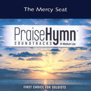The Mercy Seat, Accompaniment CD   -     By: Vicki Yohe