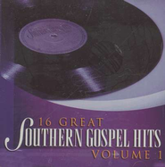 16 Great Southern Gospel Hits Volume 1 CD   -