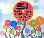 51 Must-Have Modern Worship Hits, 3 CD Set   -     By: Various Artists