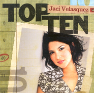 Top Ten: Jaci Velasquez CD   -     By: Jaci Velasquez