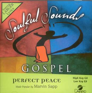 Perfect Peace, Accompaniment CD   -     By: Marvin Sapp