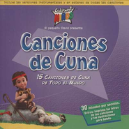 Canciones De Cuna/Lullabies, Compact Disc [CD], Spanish Edition   -     By: Cedarmont Ninos