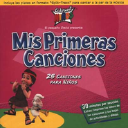 Mis Primeras Canciones/Toddler Tunes, Compact Disc [CD], Spanish Edition  -     By: Cedarmont Ninos