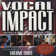 Vocal Impact, Volume 3 CD   -     By: Steve Hurst