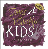 Songs 4 Worship Kids: Deep And Wide, Compact Disc [CD]   -     By: Various Artists