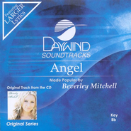 Angel, Accompaniment CD   -     By: Beverly Mitchell