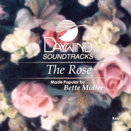 The Rose, Accompaniment CD   -     By: Wedding Music