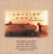 Amazing Grace: A Country Salute to Gospel, Compact Disc [CD]   -