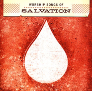 Worship Songs of Salvation CD   -