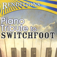 Piano Tribute: Switchfoot CD   -