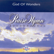 God of Wonders, Accompaniment CD   -     By: Mac Powell, Cliff Young