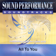 All To You, Accompaniment CD   -     By: Lincoln Brewster