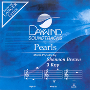 Pearls, Accompaniment CD   -     By: Shannon Brown