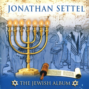 The Jewish Album CD   -     By: Jonathan Settel