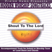 Shout To The Lord, Accompaniment CD     -