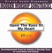 Open The Eyes Of My Heart, Accompaniment CD   -