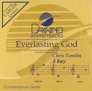 Everlasting God, Accompaniment CD   -     By: Chris Tomlin