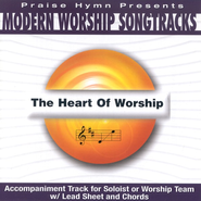 The Heart Of Worship, Accompaniment CD   -