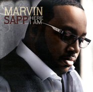 Here I Am CD   -     By: Marvin Sapp