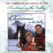 Christmas In the Valley CD Soundtrack   -     By: Carroll Roberson
