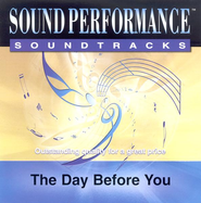 The Day Before You, Accompaniment CD   -     By: Matthew West