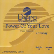 Power of Your Love, Accompaniment CD   -     By: Hillsong