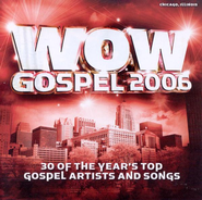 WOW Gospel 2006 CD   -
