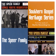 Southern Gospel Heritage Series: The Speer Family CD   -     By: The Speer Family