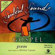 Jesus, Accompaniment CD   -     By: Shirley Caesar