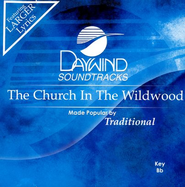 The Church In The Wildwood, Accompaniment CD   -