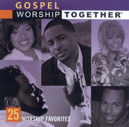Gospel Worship Together: 25 Worship Favorites CD   -     By: Various Artists