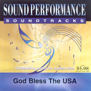 God Bless the USA, Accompaniment CD   -     By: Lee Greenwood