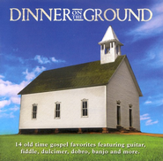 Dinner On The Ground CD   -